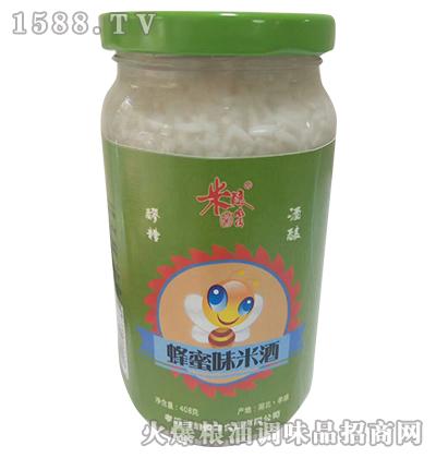 蜂蜜味米酒408g-米酿风情