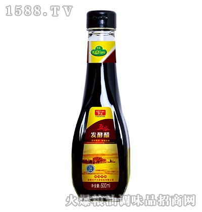 开天五谷发酵醋500ml