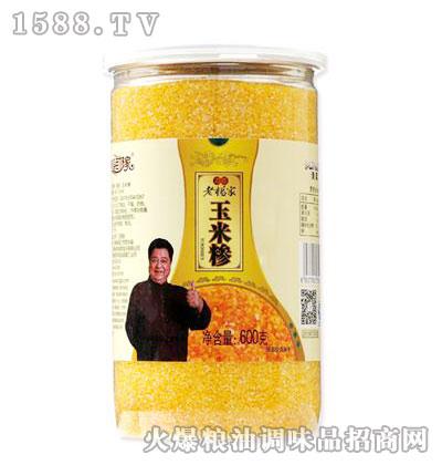 老杨家玉米糁600g
