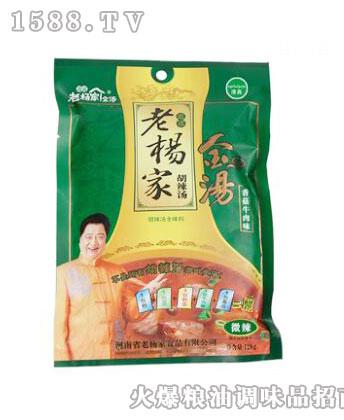 老杨家胡辣汤(金汤)128g