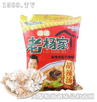 老杨家胡辣汤(麻辣香菇牛肉味)358g