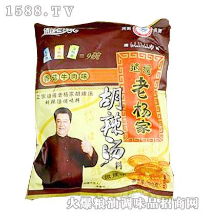 老杨家胡辣汤(香菇牛肉味)195g
