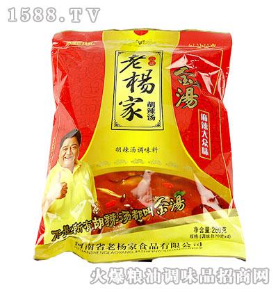 老杨家胡辣汤(金汤麻辣大众味)280g