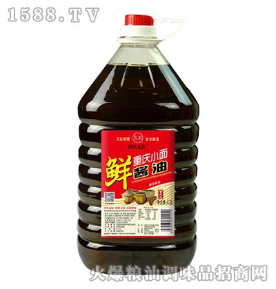 韩氏瓦缸重庆小面酱油4