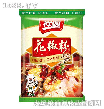祥厨花椒粉454g