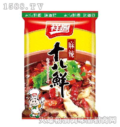 祥厨120g麻辣十八鲜调味料