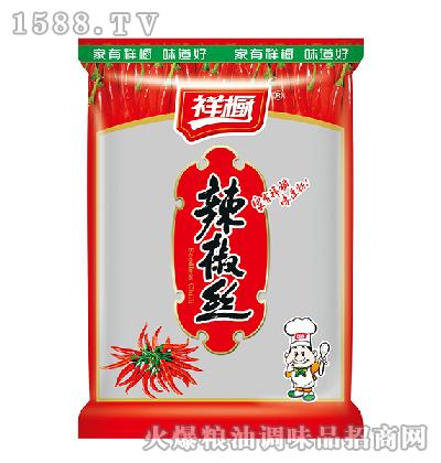 祥厨无籽辣椒丝30g