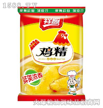 祥厨40克鸡精(金)
