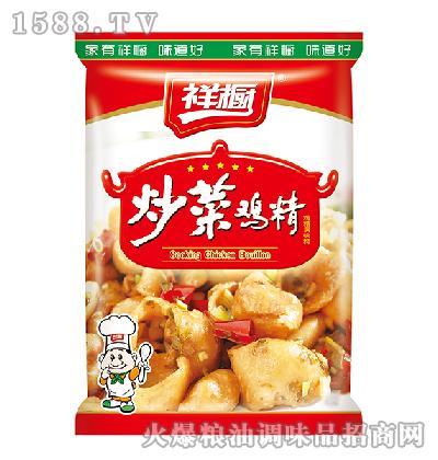 祥厨180g炒菜鸡精
