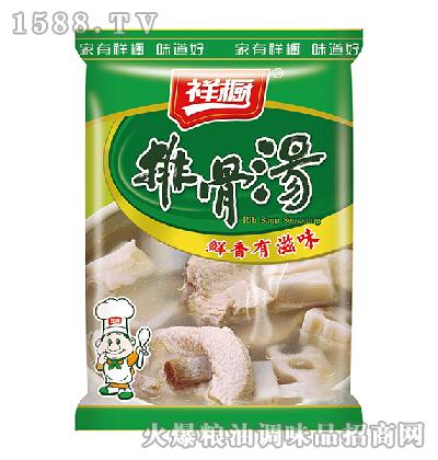祥厨排骨汤调味料40g