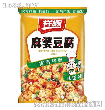 祥厨麻婆豆腐调味料40g