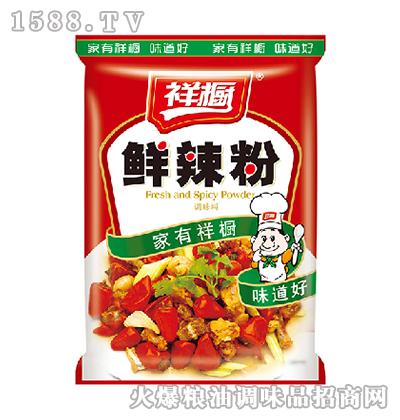 祥厨鲜辣粉40g