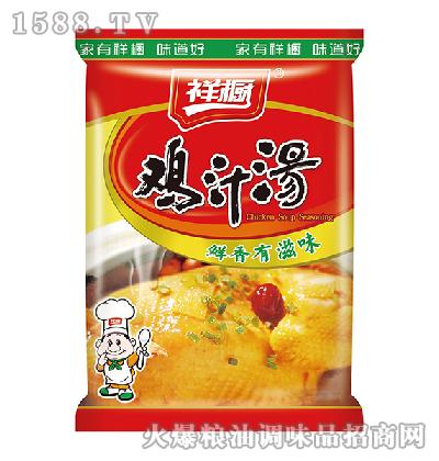 祥厨鸡汁汤调味料40g