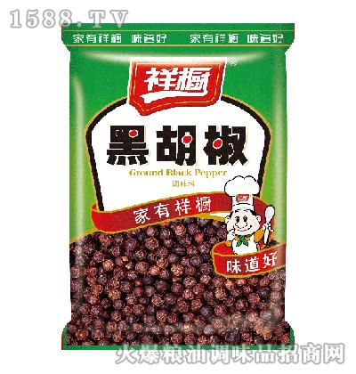 祥厨黑胡椒30g