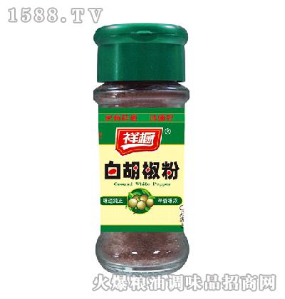 祥厨30g白胡椒粉
