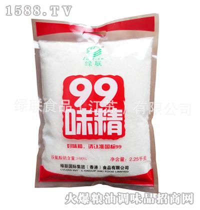 绿联99味精2.25kg