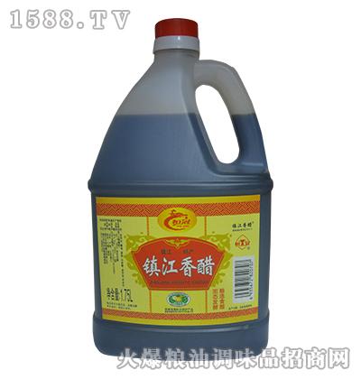 恒冠镇江香醋1.75L