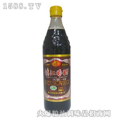 恒冠镇江香醋K型550ml