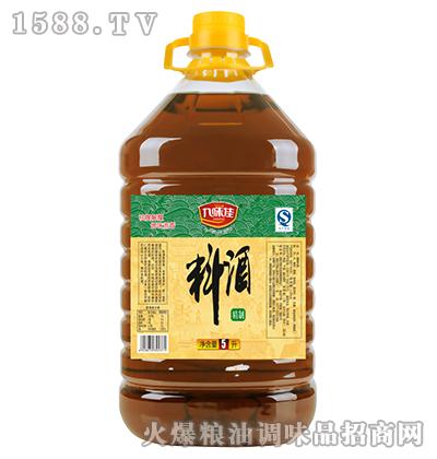 九味佳料酒5升