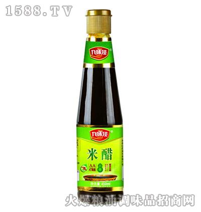 九味佳米醋450ml