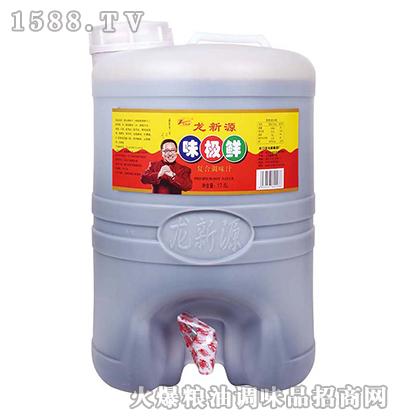 龙新源味极鲜(桶)17.5L