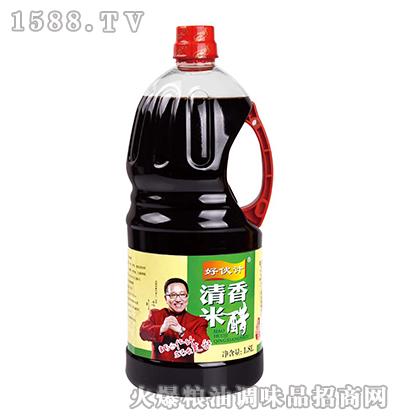 好伙计清香米醋1.8L