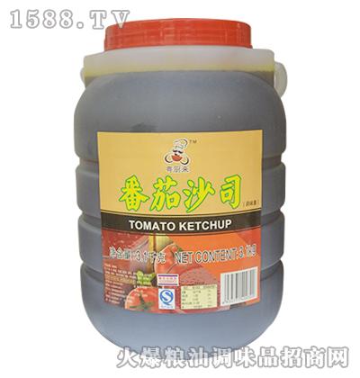 悦厨来番茄沙司3.1kg