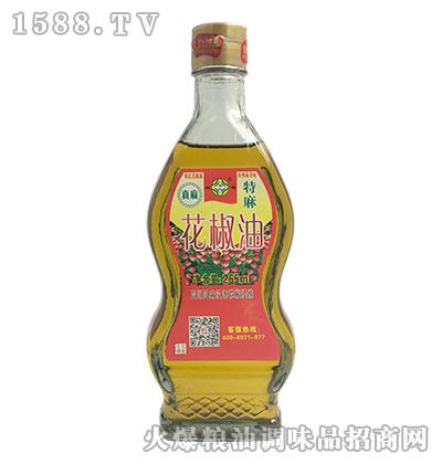 韩氏迎客花椒油265ml