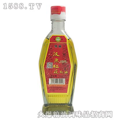 韩氏迎客汉源红花椒油160ml