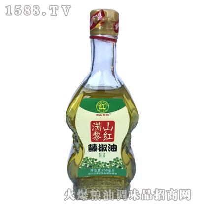 藤椒油265ml-满山黎红