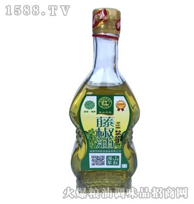 藤椒油金装265ml-满山黎红