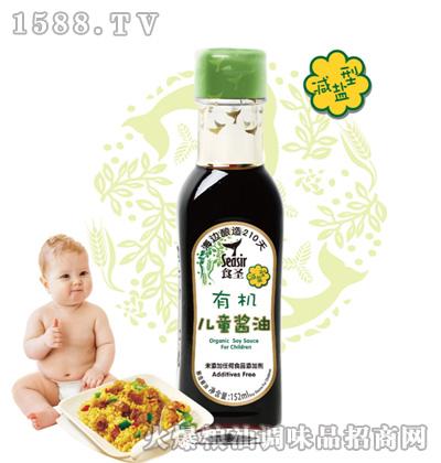 食圣有机儿童酱油152ml