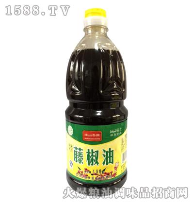 藤椒油金装1800ml-满山黎红