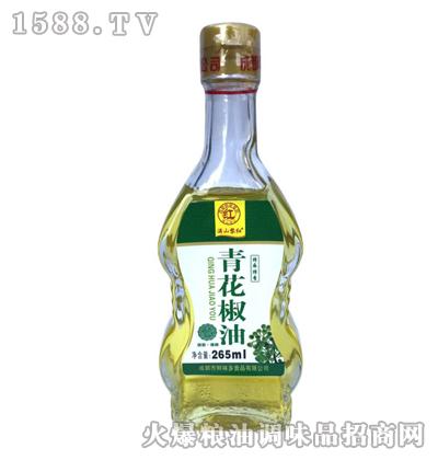 青花椒油265ml-满山黎红