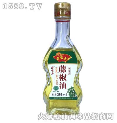 藤椒油265ml-麻嘴乐