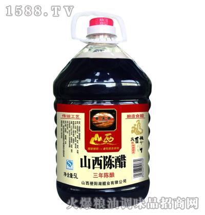 晋滇香-B10-桶装山西陈醋5L