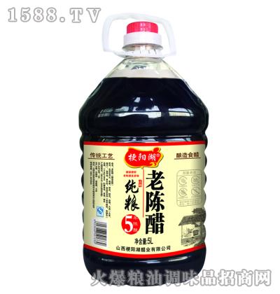 梗阳湖-纯粮5年陈酿老陈醋