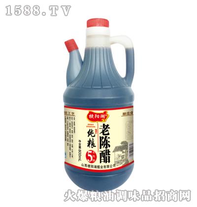 梗阳湖-5年陈酿老陈醋800ml