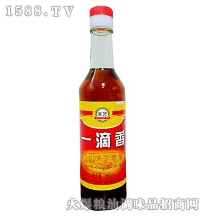 景贤一滴香调和香芝麻油380ml