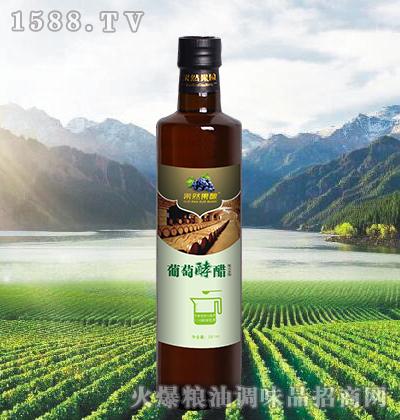 果然果酿葡萄酵醋251ml