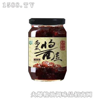 农情美西瓜酱豆(爆椒味)280g