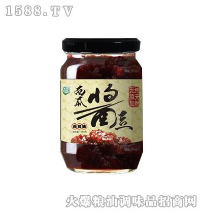 农情美西瓜酱豆(香辣味)280g