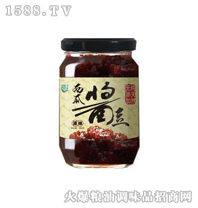农情美西瓜酱豆(原味)280g