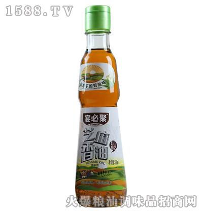 宴必聚芝麻香油310ml