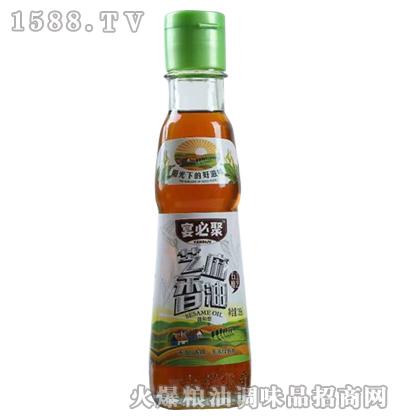 宴必聚芝麻香油(瓶装)