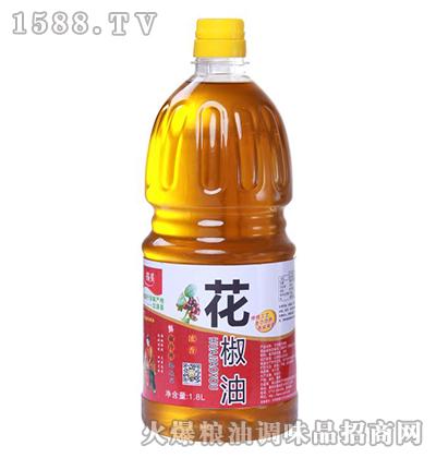 农头浓香花椒油1800ML