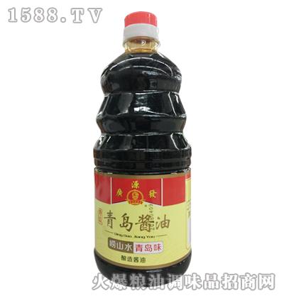 广源发特级青岛酱油1.3L