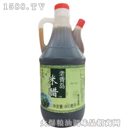 广源发老青岛米醋800ml
