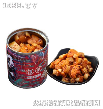 饭哒红油萝卜丁60g