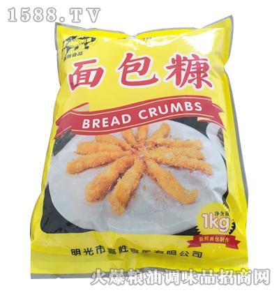 喜胜面包糠1kg